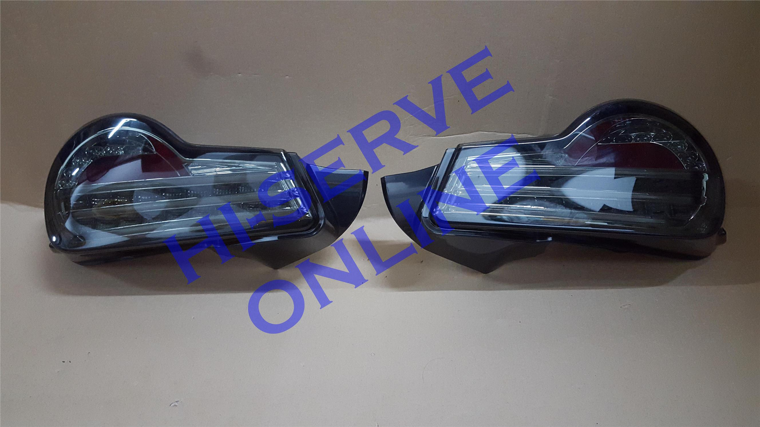 TOYOTA GT86 2012-ON TAIL LAMP SET LED SMOKE DEPO