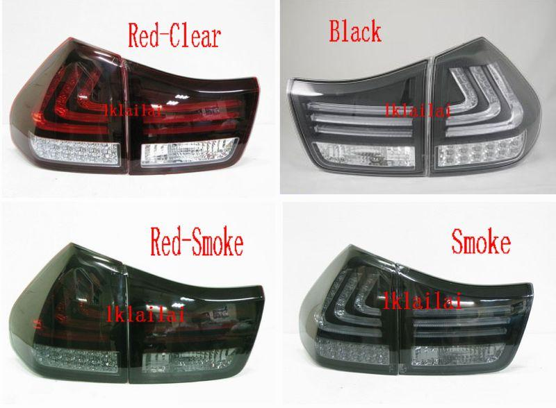 Toyota Harrier RX330 '04 LED Light Bar Tail Lamp
