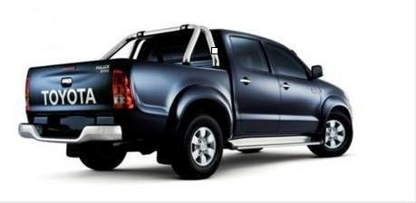 Toyota hilux 2005-2010 workshop repair manual