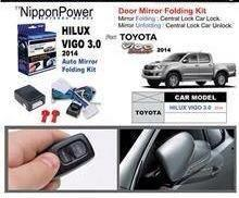 Toyota Hilux 2014 Auto Mirror Folding Kit
