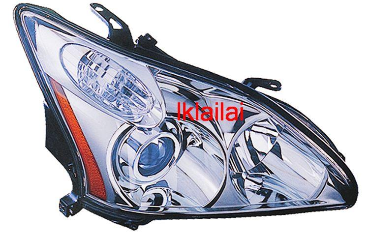 Toyota LEXUS Harrier RX330 `04-06 Projector Head Lamp Per Side ONLY