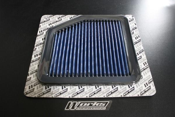 TOYOTA MARK X 2004 - 2016 WORKS ENGINEERING Drop In Air Filter