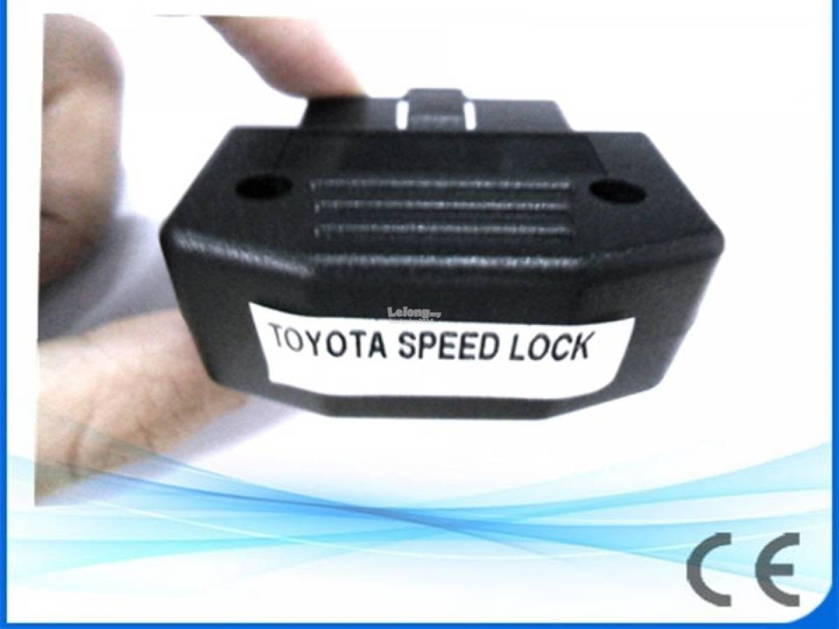 Toyota Speed Lock OBD2 Plug and Play ( 4 Doors Unlock and Lock )