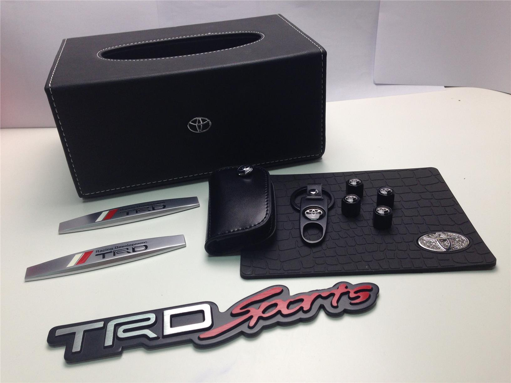 Toyota TRD Premium Accessories
