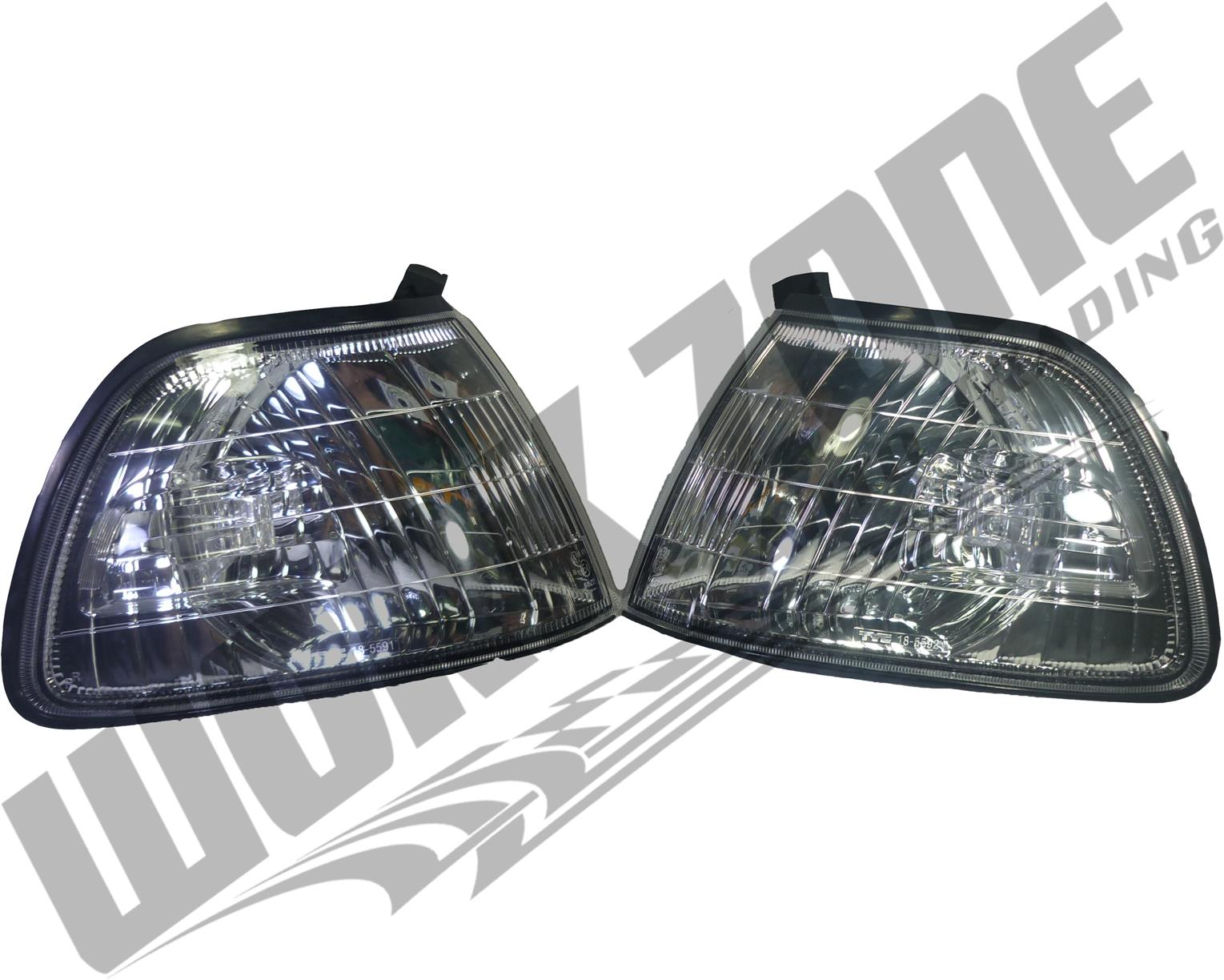 TOYOTA UNSER 2000 FRONT ANGLE SIGNAL LAMP SET