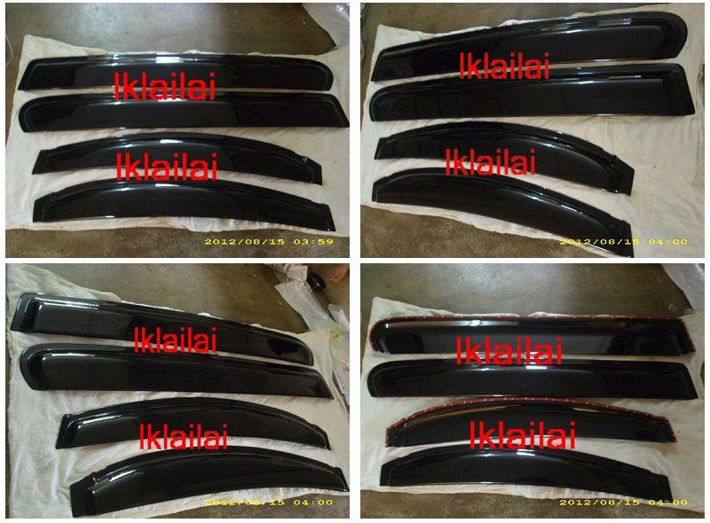 Toyota Vellfire OEM Door Visor [4pcs/set]