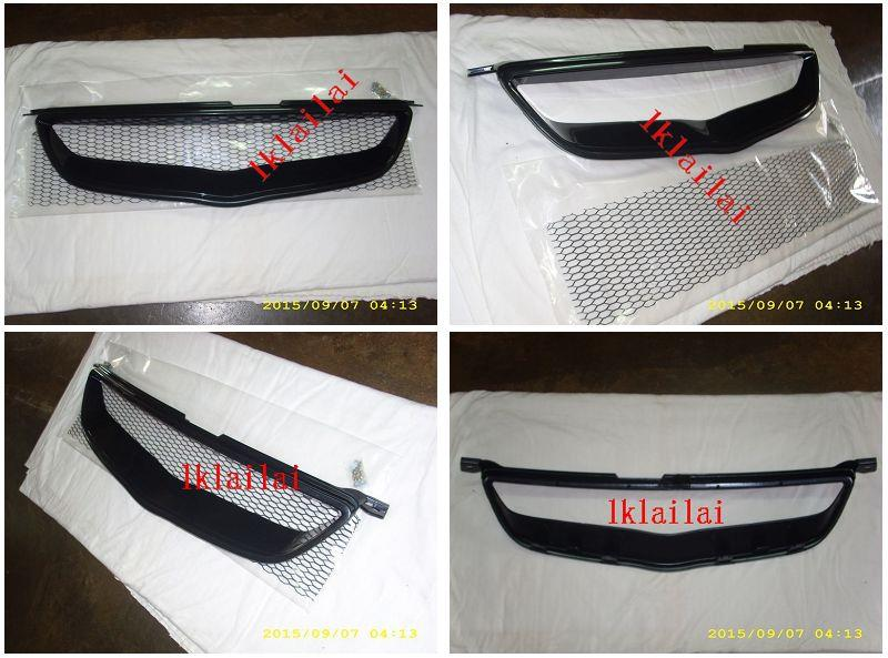 Toyota Vios '03-07 Front Grille ABS Steel Mesh [Local made]