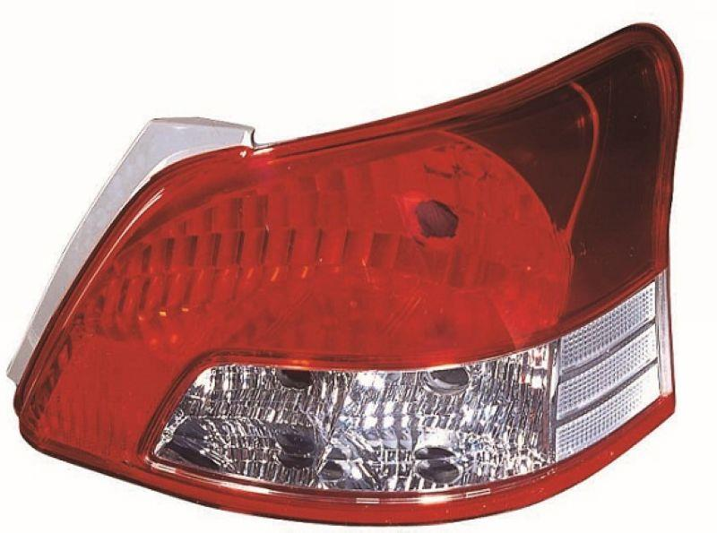 Toyota Vios '07 OEM Crystal Tail Lamp Price Per Side