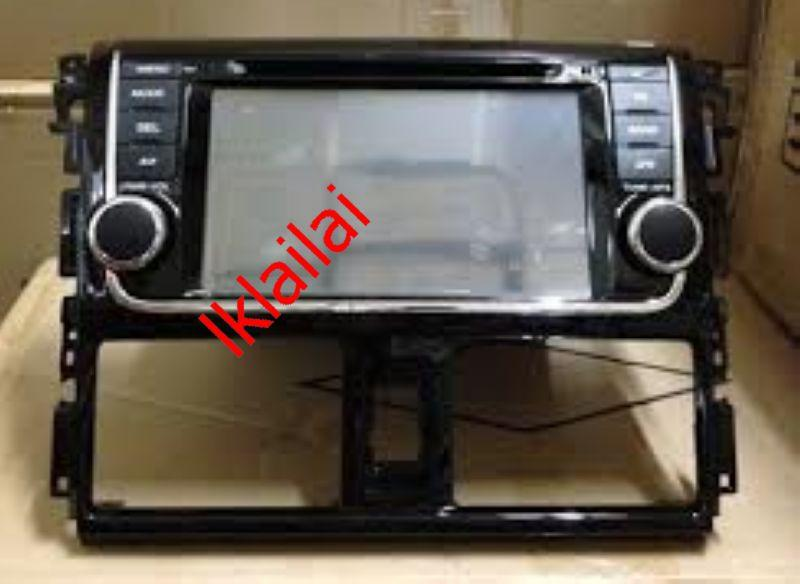 Toyota Vios '13 7-inch OEM Touch Screen GPS DVD Player
