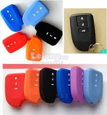 TOYOTA VIOS 2013 - 2016 100% Silicone Car Key Cover Case - 1 Unit