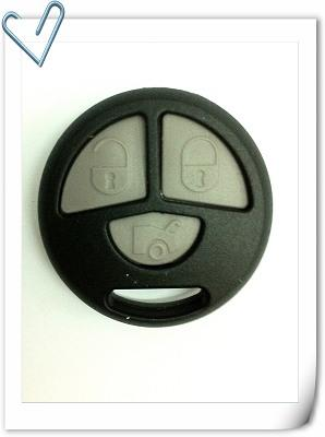Toyota Vios 3 Button Remote Casing