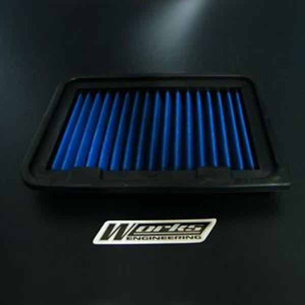 TOYOTA VIOS/ YARIS 2007 - 2012 WORKS ENGINEERING Drop In Air Filter