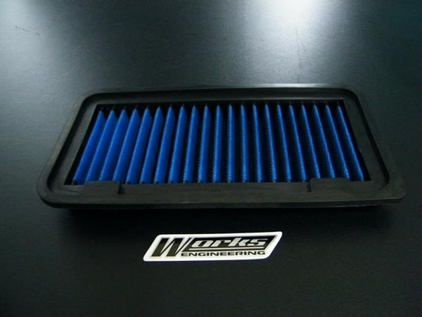 TOYOTA WISH 1.8/ 2.0 2003 - 2008 WORKS ENGINEERING Drop In Air Filter