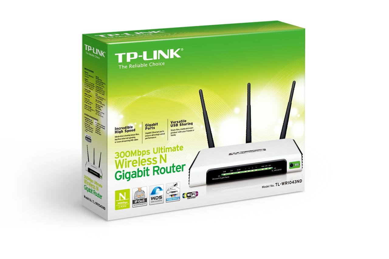 Antenna Router D-link Tp-link 3 Antenna Ultimate