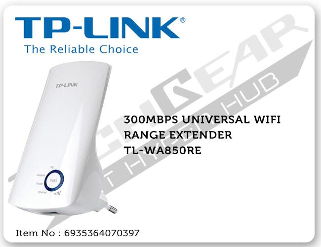 how to connect gateway to tp link extender