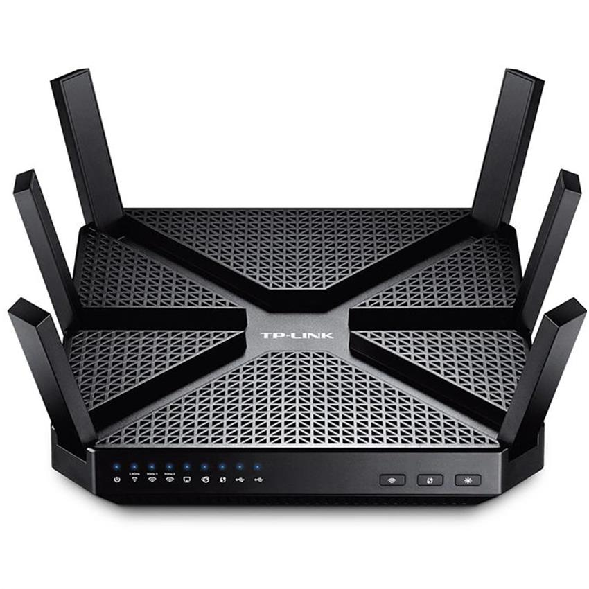 TP-Link Archer C3200 Wireless AC3200 Tri-Band Gigabit Router