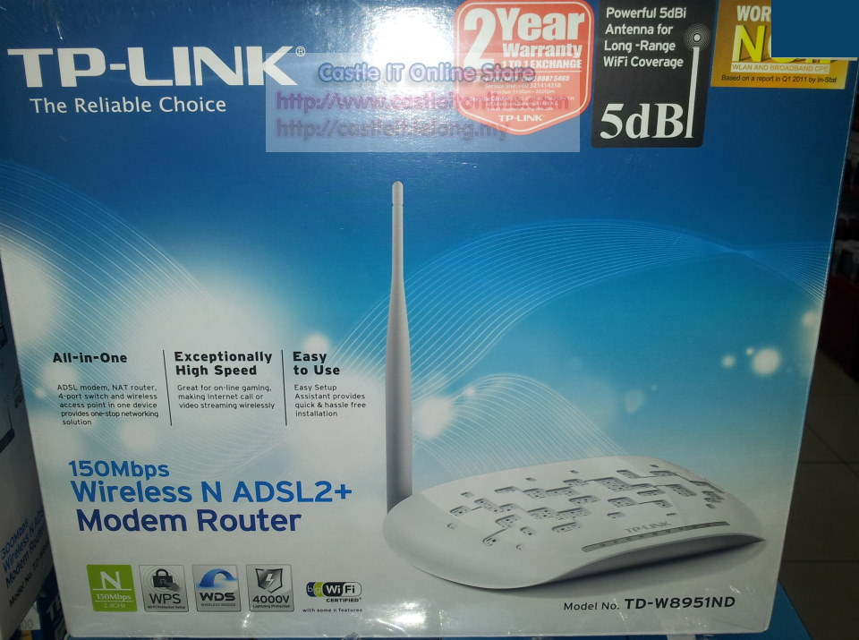 how to connect my tp link wireless router