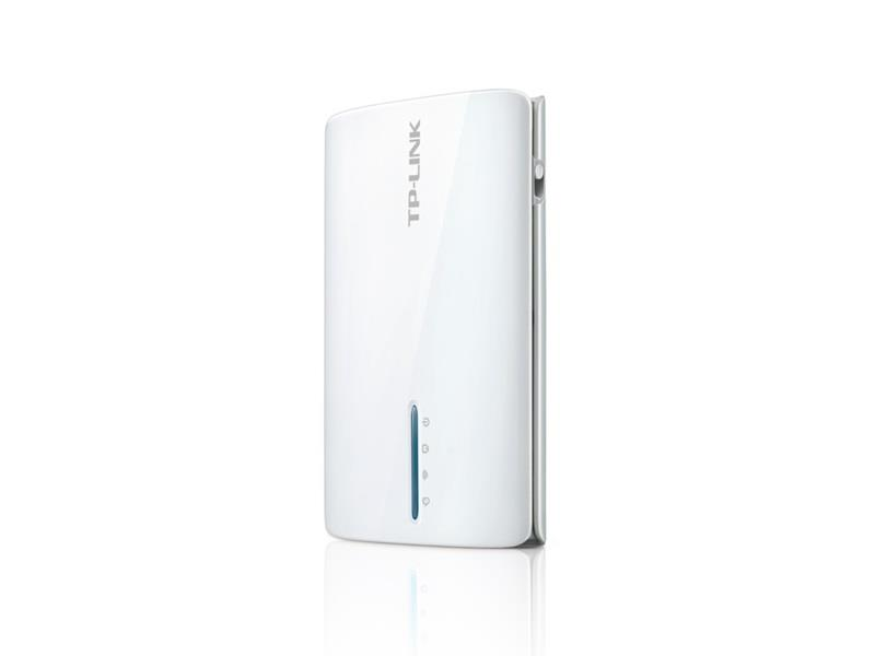 TP-LINK PORTABLE BATTERY POWERED WIRELESS N ROUTER  (6935364051853)