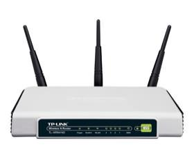TP-LINK ROUTER ADVANCED WIFI N 300MBPS (TL-WR941ND)