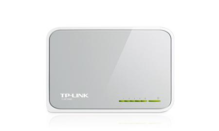 TP-LINK SWITCH STANDARD 5-PORT (TL-SF1005D)