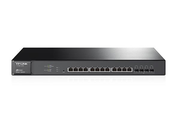 TP-LINK T1700X-16TS JETSTREAM 12-PORT 10GBASE-T SMART SWITCH