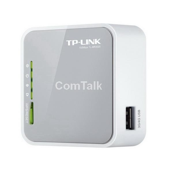 TP-Link TL-MR3020 Portable 3G/4G Wireless N 150Mbps Router