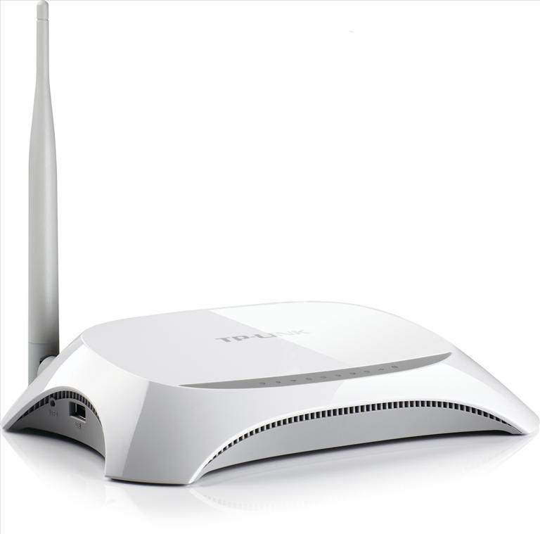 TP-LINK TL-MR3220 3G/4G LTE broadband Wireless N Router WiFi MiFi