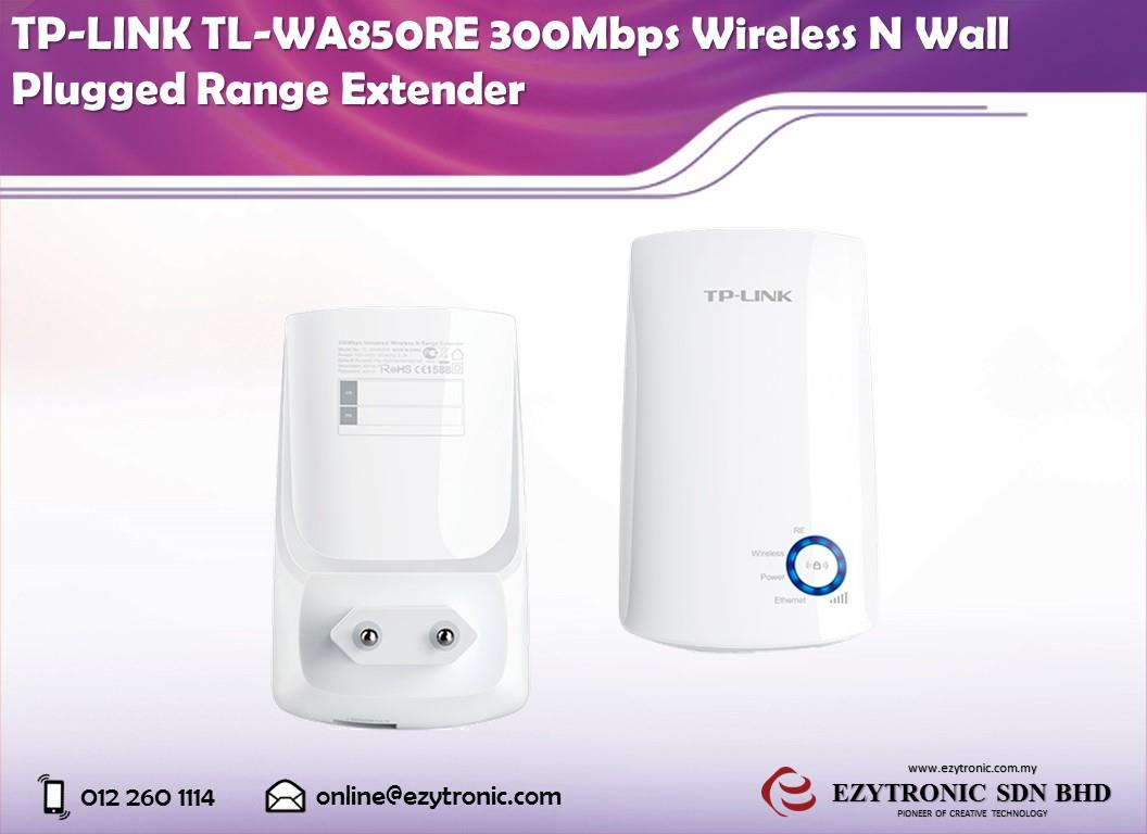 tp link tl wa850re 300mbps wireless n end 2 3 2017 2 15 pm