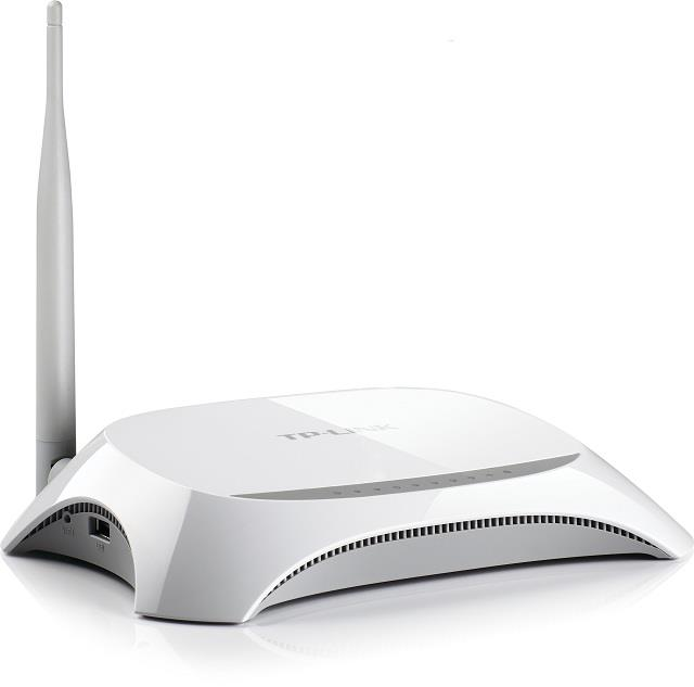 TP-LINK WIFI N 150MBPS 3G/4G BROADBAND ROUTER (TL-MR3220)