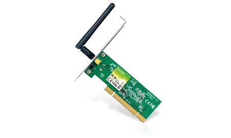 TP-LINK WIFI N 150MBPS PCI ADAPTER, TL-WN751ND