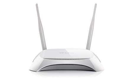 TP-LINK WIFI N 300MBPS 3G/3.75G BROADBAND ROUTER, TL-MR3420
