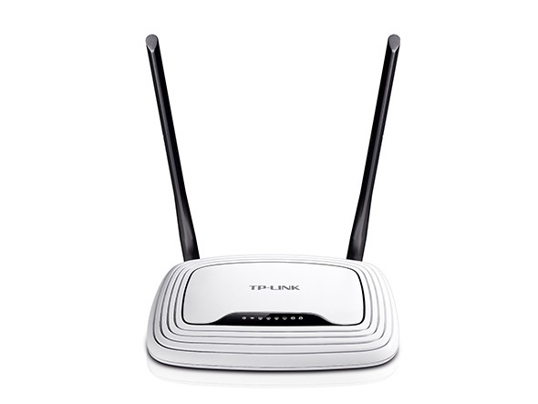 TP-LINK WIFI N 300MBPS ADVANCED ROUTER (TL-WR841N) SUPPORT UNIFI