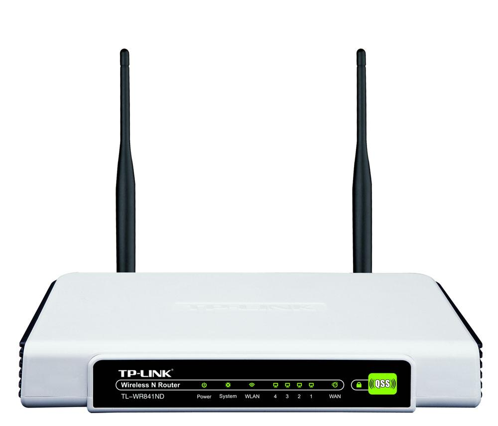 Antenna Router D-link 300 Router With 2 Antenna