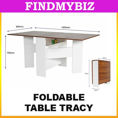 TRACY LARGE BIG FAMILY FOLDABLE DINI End 2 20 2018 8 15 PM