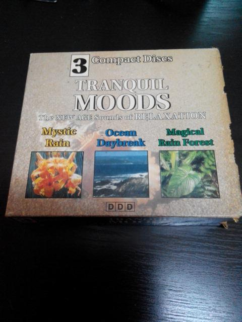 TRANQUIL MOODS RELAXATION 3-CD SET