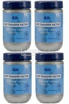 Transfer Factor Advanced Promosi 4 botol