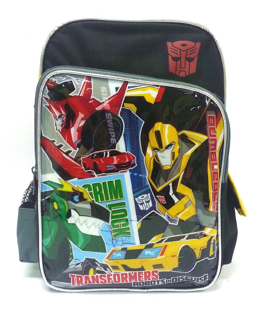 TRANSFORMER 12' KIDS BACKPACK - Genuine licensed product