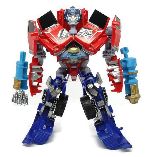 Transformer Toy 32CM ( Super Robot )