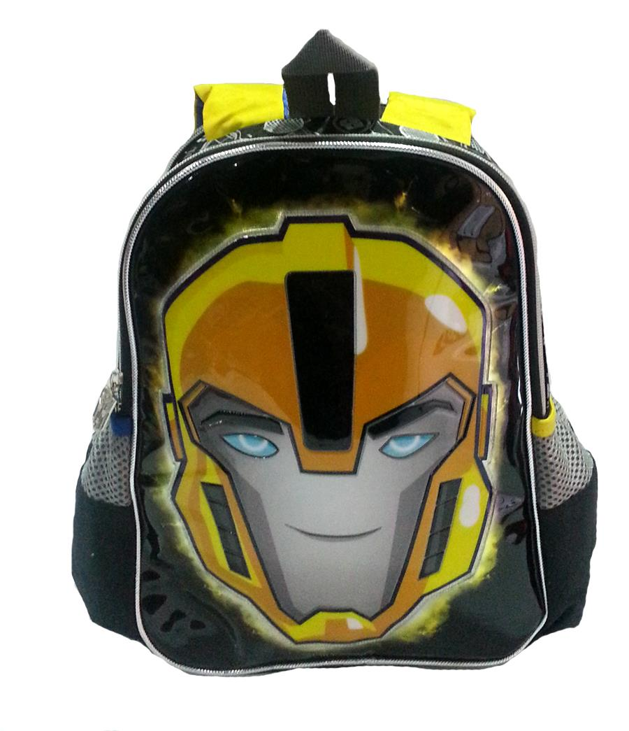 TRANSFORMERS 12 INCH REVERSIBLE KIDS BACKPACK