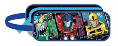 TRANSFORMERS AUTOBOT TEAM SQUARE PENCIL BAG * W20xH7.5xD5.5(CM)