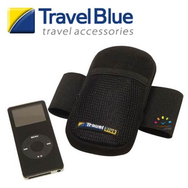 TRAVEL BLUE Sports Pod (MP3 or Phone Carrying Case)
