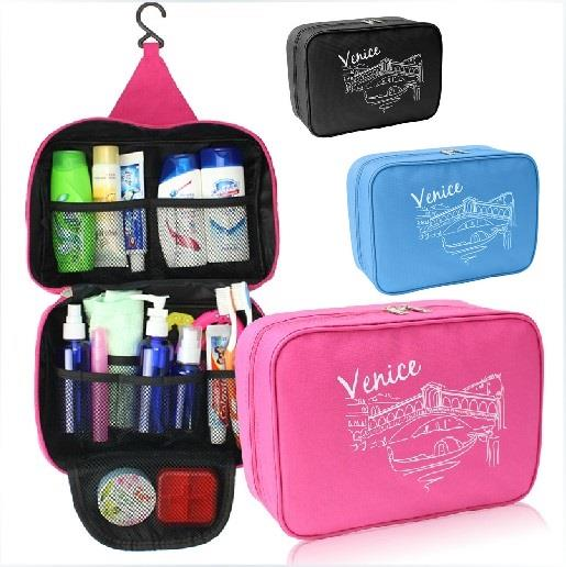 Travel Pouch Organizer Toiletries Cosmetic Underwear Bra