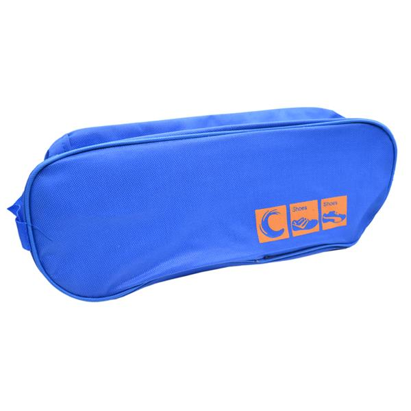 Travel Shoe Organizer Bag (Blue)