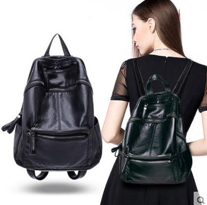 Travel shoulder bag school bag