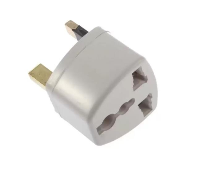 Travel Universal Plug Socket Adapter -Plug 3 Pin