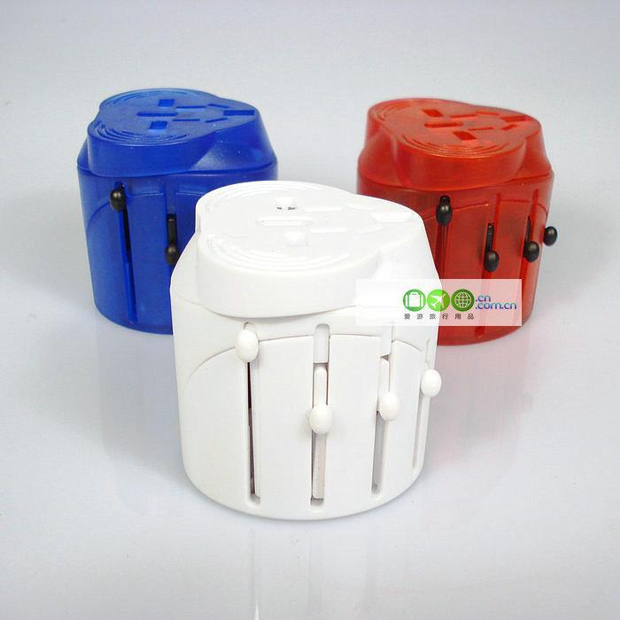 Travel Universal World Power Socket Plug Adapter