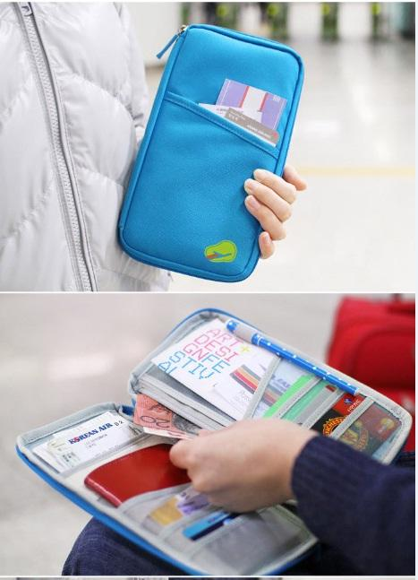 Travelus multi purpose passport holder , Case, Wallet, Pouch