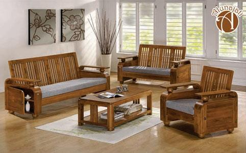 Xgnomygp 2016 Wooden Sofa Designs For Home Images