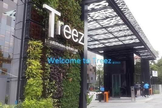 The Treez Condo for rent, Fully Furnish, Move in Condition,Bukit Jalil