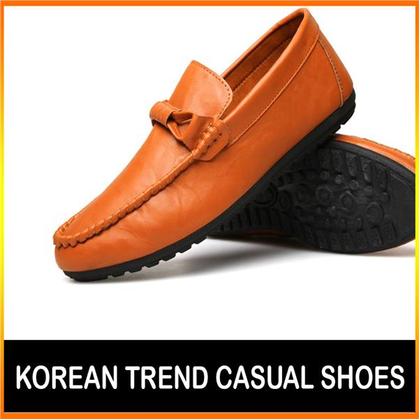 New Trend Casual Men's Shoes / Sneakers / Leathers Shoes